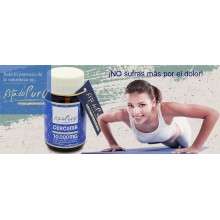 CÚRCUMA 10.000 mg | Estado Puro | Tongil | 40 Cáp. | Mejora la función del sistema nervioso, a la salud del hígado, pulmones