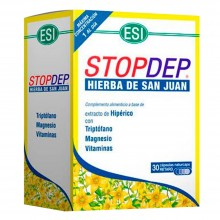 StopDep | ESI Trepatdiet | 30 Cáp. 950 mg | Antidepresivo Natural | Ayuda a mejorar el estado de ánimo