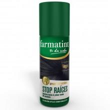 Stop Raíces Negro | Farmatint | 75ml | Spray retocador de raíces