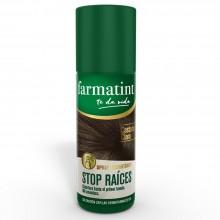 Stop Raíces Castaño Claro | Farmatint | 75ml | Spray retocador de raíces