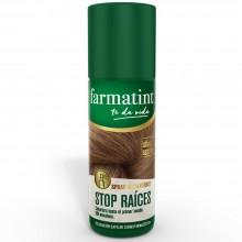 Stop Raíces Rubio Oscuro | Farmatint | 75ml | Spray retocador de raíces