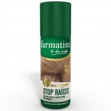 Stop Raíces Rubio Claro | Farmatint | 75ml | Spray retocador de raíces
