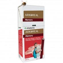 Memory | Arkoreal | Arkopharma | 50 barritas de 25 gr. | Jalea Real - Energía