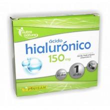 Ácido Hialurónico | Pinisan | 30 cáps de 190 mg | Salud articular y piel