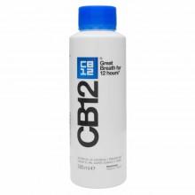 CB12 Colutorio | Viatris | 500ml - 12H Duración | Fórmula Patentada Clínicamente | Enjuague Bucal que Neutraliza el Mal Aliento