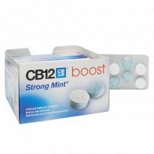 CB12 Boost | Viatris | 10 Uni. - 5H Duración | Fórmula Patentada Clínicamente | Chicles que Neutralizan el Mal Aliento