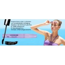 Magic Lashes - Máscara de Pestañas Waterproof + Antiaging | Covermark - Profesional | hipoalergénica - Ojos sensibles - Negro