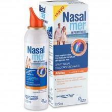 Nasalmer Hipertónico Adulto 125 ml | Nasalmer | 125 ml | Agua de mar - Respira