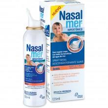 Nasalmer Hipertónico Bebé 125ml | Nasalmer | 125 ml | Agua de mar - Respira
