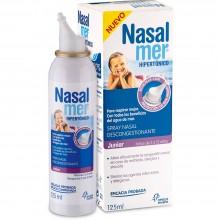 Nasalmer Hipertónico Junior 125 ml | Nasalmer | 125 ml | Agua de mar - Respira