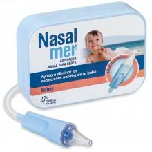 Nasalmer Aspirador Nasal + 3 boquillas de recambio | Nasalmer | Mucosidad del Bebé - Respirar