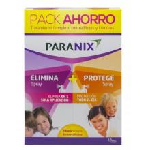 Paranix Pack Elimina2 Spray Tratamiento 100ml + Spray Repelente 100ml | Paranix | 200ml + 100ml| Tratamiento Antipiojos