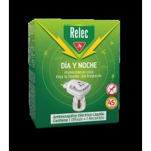 Relec Día y Noche Dispositivo | Relec | 45 días  | Repelente de Insectos