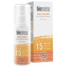 Aceite solar SPF 15 | Bioregena | 90 ml | Protector Solar Vegano