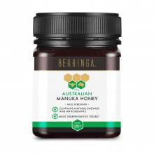Berringa Manuka Miel|Berringa | 250 gr MGO120+ | Antibacteriana y Antioxidante