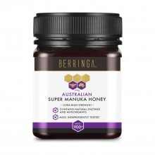 Berringa Manuka Miel|Berringa | 250 gr MGO900+ | Antibacteriana y Antioxidante