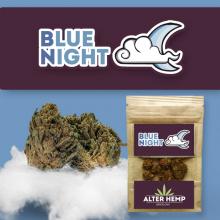Blue Night CBD - Alterhemp | 1gr | Flores de CBD