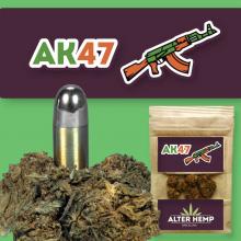 AK47 CBD - Alterhemp | 1gr | Flores de CBD