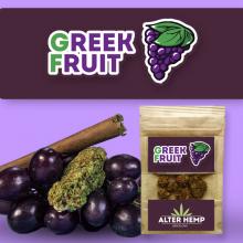 Greek Fruit CBD- Alterhemp | 1gr | Flores de CBD