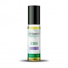 Roll-on CBD - Alvinatur |  14ml.  |100% Bio |Para zonas concretas pequeñas de la piel