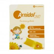 Sun Stick SPF 50+ | Arnidol | 15 gr | Protector solar infantil natural en barra