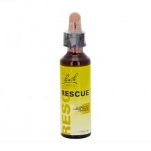 Remedy Gotas - Rescue Bach | 20 ml. | Vegano | Para gestionar emociones