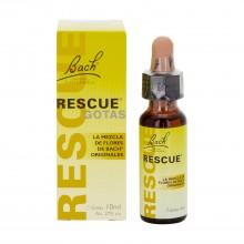Remedy Gotas - Rescue Bach | 10 ml. | Vegano | Para gestionar emociones