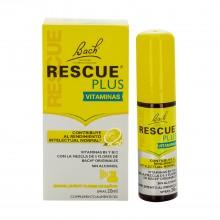 Bach Rescue Plus Spray - Rescue Bach | 20 ml. | Vegano | Para gestionar emociones