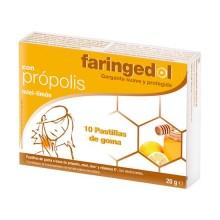 Faringedol Miel | Faringedol | 10 caramelos | 20 grs | Irritación de garganta