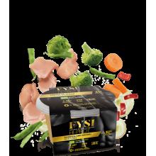 Crema de Pollo con Arroz Integral - FYSI | 220 gr | Crema proteica