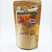 Caramelos Jengibre y Limón - Lavva | 100 grs | Remedio contra catarros