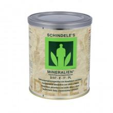 Mineralien | Schindele's | 500 cáp. | Minerales y oligoelementos
