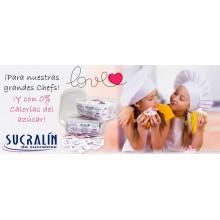 Sucralín Taper | Tod sabor - Azúcar 0% Calorías | 300 Sobres individuales | Control de Peso - Diabetes - Adiós a la caries