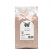 Sal rosa del Himalaya fina 1kg - Naturcid | 100% Natural