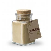 Jengibre molido gourmet ECO 60 grs - Naturcid | Especias