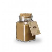 Canela Ceylán molida gourmet ECO 45 grs - Naturcid | Especias