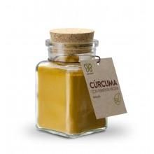 Cúrcuma + Pimienta negra molida gourmet ECO 90 grs - Naturcid | Especias