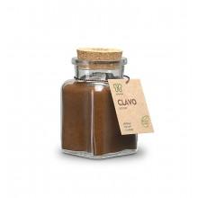Clavo molido gourmet ECO 60 grs - Naturcid | Especias