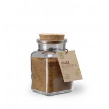 Nuez moscada molida Gourmet ECO 70 grs - Naturcid | Especias