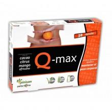 Q-Max | Perfect Line | Pinisan | 30 cáp de 550 mg | Perder Peso