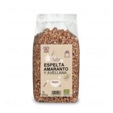 Espelta Amaranto y Avellana ECO 350 gr - Naturcid | 100% natural