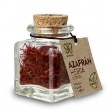 Azafrán Hebra Gourmet ECO 1 gr - Naturcid | Especias