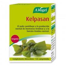 Kelpasan  | A. Vogel | Frasco 120 Comp | Contribuye a la producción normal de hormonas tiroideas y a la función tiroidea normal