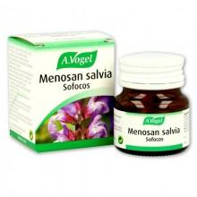 Menosan® Menopausia - Salvia  | A. Vogel | 30 Comp. 3400 mg | Ayuda a moderar la sudoración excesiva y la aparición de sofocos