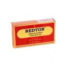 Ginseng Rojo Coreano | Redton | 50 Cáp. 300 mg | Circulación y Sis. Nervioso