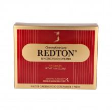 Ginseng Rojo Coreano | Redton | 100 Cáp. 300 mg | Circulación y Sis. Nervioso