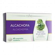 Alcachofa   Roha   60 comp. 400 mg.   Digestión