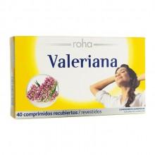 Valeriana   Roha   40 comp. 140 mg.   Relajante