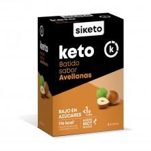 Batido sabor avellana - Siketo   5 uds.   Dieta Keto