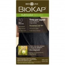Tinte Delicato 1.00 Negro Natural | Biokap | 140ml | 100% Bio
